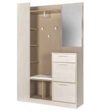 Шкаф комбинированный Бритни 10.07 (mobi)