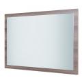 Зеркало (спальня ЭДМ 5) ясень шимо темный