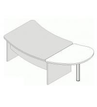Приставка к столу Л.РП2-11р