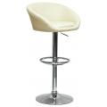 Барный стул BARNEO N-311 PU02 кремовый