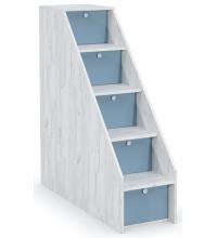 Лестница ступеньками Тетрис 1 308 (mobi)