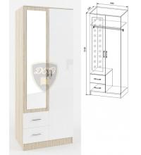 Шкаф СШК800.3 (Софи)