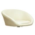 Полубарный стул BARNEO N-311 для столешниц 75-95см кремовый