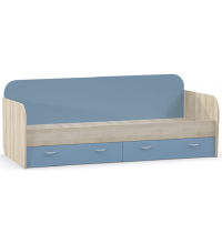 Кровать Ника 424 (80х200)  (mobi)