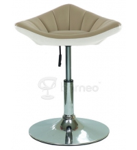 Полубарный стул BARNEO N-44 Дана для столешниц 75-95см