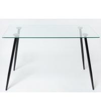 Стол кухонный UDT прозрачный 5003