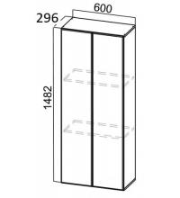 Пенал-надстройка ПН600/912 (296)
