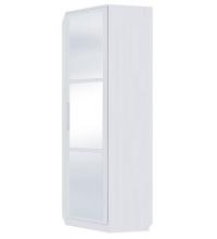 Шкаф угловой+зеркала Николь 1 (SV)