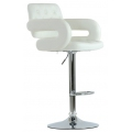 Барный стул BARNEO N-135 Gregor белый