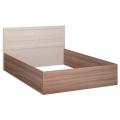 Кровать (Спальня Лестер) (140х200) Без основания