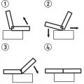 Кресло Нео 21 (КР) схема