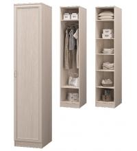 Шкаф 1 дв. для платья и белья (Спальня Верона)
