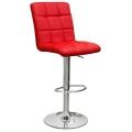 Барный стул N-48H Kruger красный