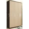 Шкаф МД6 Венге/дуб млечный (МД6)