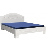Кровать Ева-10 (160х200) (Мар-М)