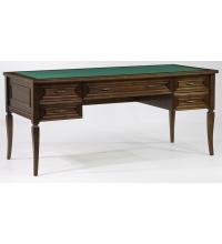 Письменный стол Юта-65-22 (вставка - сукно)