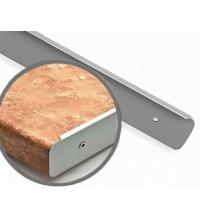 Планка 26 торцевая универсальная 600 мм (SV)