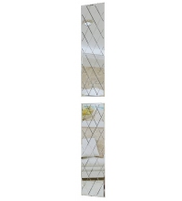 Комплект из 2х зеркал ромб Амаретти 1 (SV)