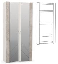Шкаф для одежды 13.133 Амели (mobi)