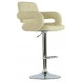 Барный стул BARNEO N-135 Gregor кремовый