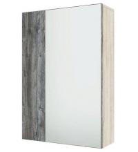 Шкаф с зеркалом навесной (Прихожая визит 1)