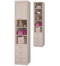 Шкаф для книг с 3-мя ящ и дверкой (Детская Верона)