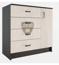 Комод КМР900.1 (спальня Ронда)