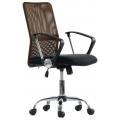 Кресло Barneo K-147 коричневый