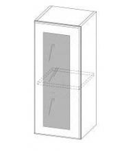 Шкаф Ш300с/720 со стеклом