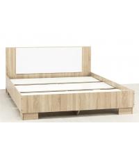 Кровать (Спальня Лагуна 2) (160х200)