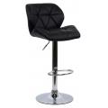 Барный стул BARNEO N-85 Diamond Черный