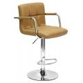 Барный стул BARNEO N-69 светло коричневый