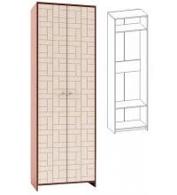 Шкаф 8 для верхней одежды (Восток)