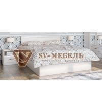 Кровать ВМ-14 (Спальня Вега) (90х200)
