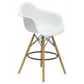 Барный стул BARNEO N-153 BAR белый