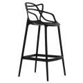 Барный стул Barneo N-235 Masters черный спереди