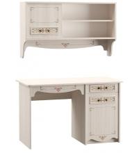 Письменный стол Флоренция 12.24+10.119 (mobi)