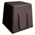 Банкетка Пирамида (Рост) коричневый