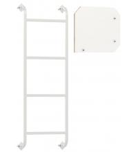 Декоративный  элемент с лестницей Джуниор (mobi)