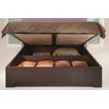 Кровать Парма-3 с под. механизмом (160х200) осек для хранения