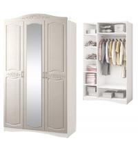 Шкаф 3-х дв. с зеркалом Виола-2
