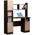 Компьютерный стол ПКС-6 (Памир) Венге /дуб белфорд