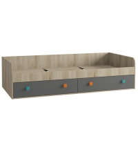 Кровать Доминика 453 (90х200) (mobi)