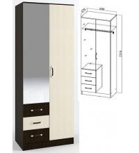 Шкаф ШКР800.3 (Ронда)